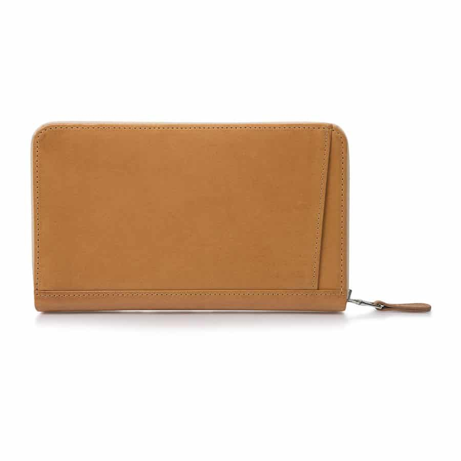 Zip Round Travel Wallet