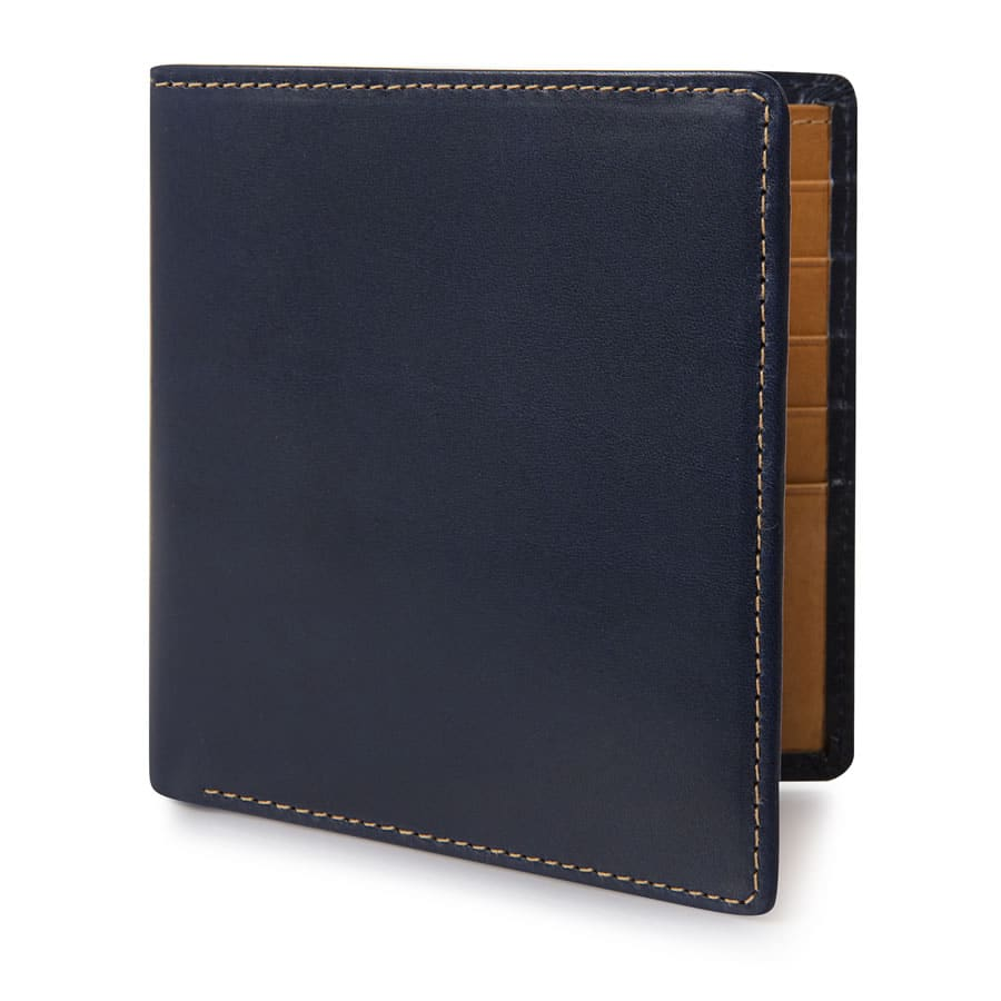 blue wallet perfect for race day style
