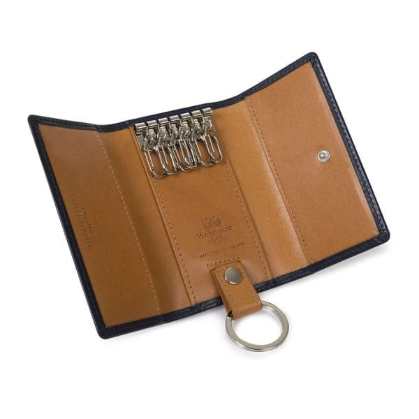 West End Key Case - key holder - handmade in England