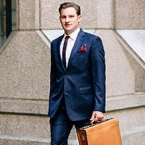 Mike Korchmar of Korchmar shares his autumn fashion trends for gentlemen